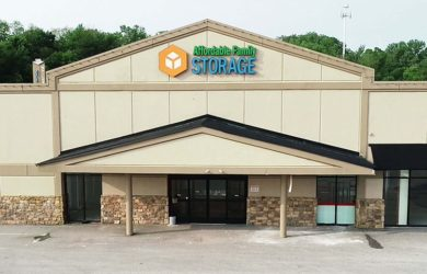 Affordable Family Storage - Council Bluffs